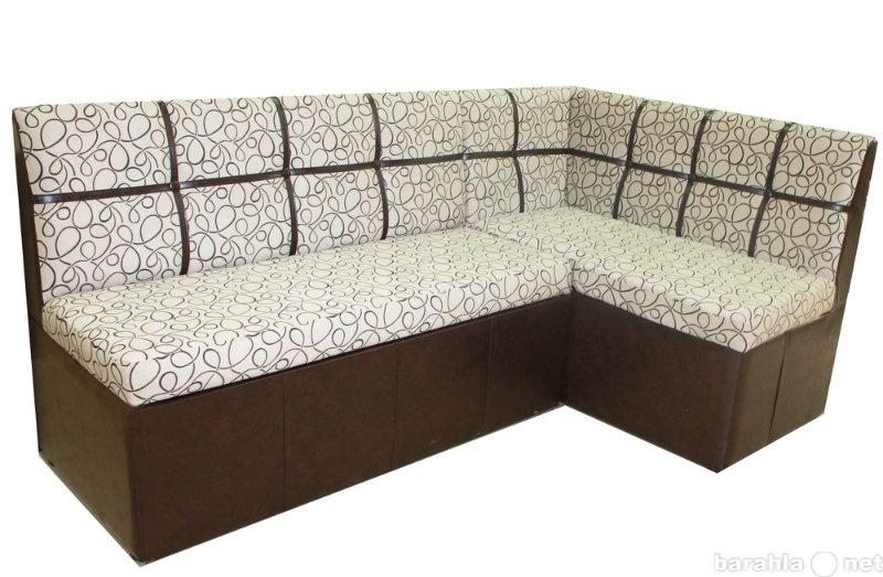 купить диван из экокожи или ткани на кухню магнат мебель квадро 5 ду