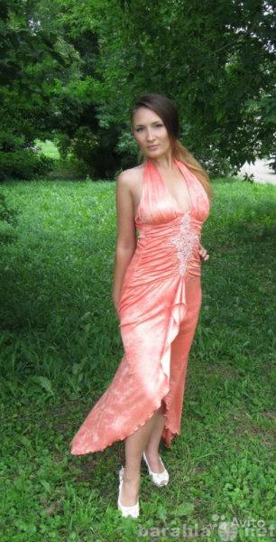 Продам Вечернее платье в пол