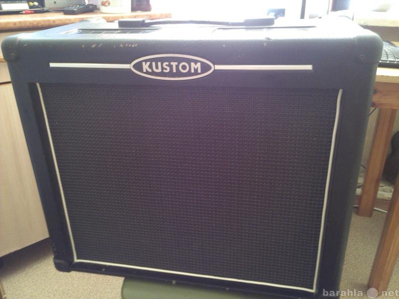 Продам Ламповый комбоусилитель Kustom HV65