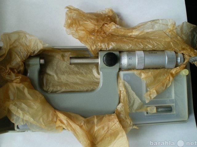 Продам Микрометр 25-50мм