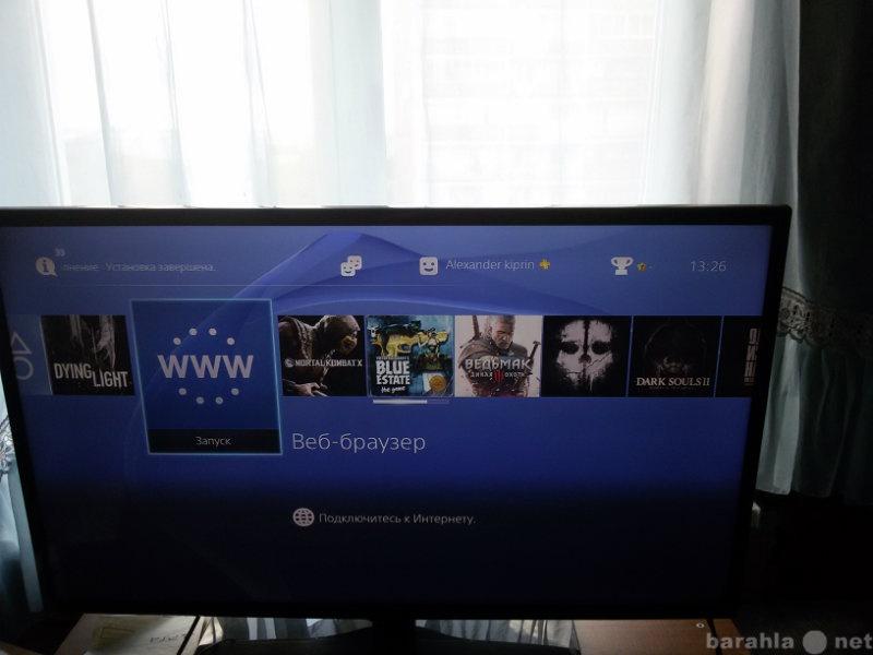 Продам: Продам игры от PlayStation 4