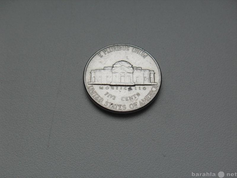 Продам Five cents USA 5 центов США 1994