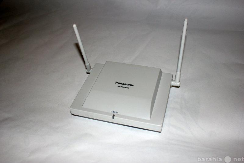 Продам Микросотовая станция DECT Panasonic
