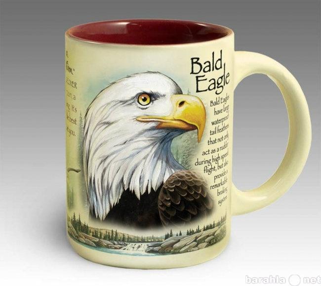 Продам Кружка керамическая Bald Eagle