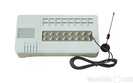 Продам GoIP 16 - VoIP-GSM-шлюз GoIP16
