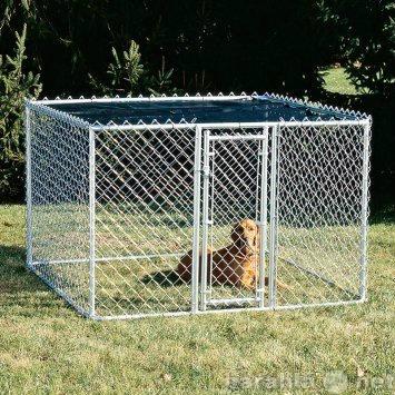 Продам вольер для собак с доставкой