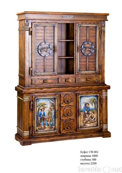 Продам: Мебель ручной работы из массива