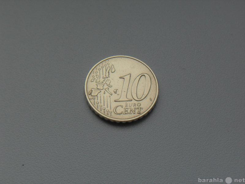 Продам 10 Евро центов 2002 А Германия