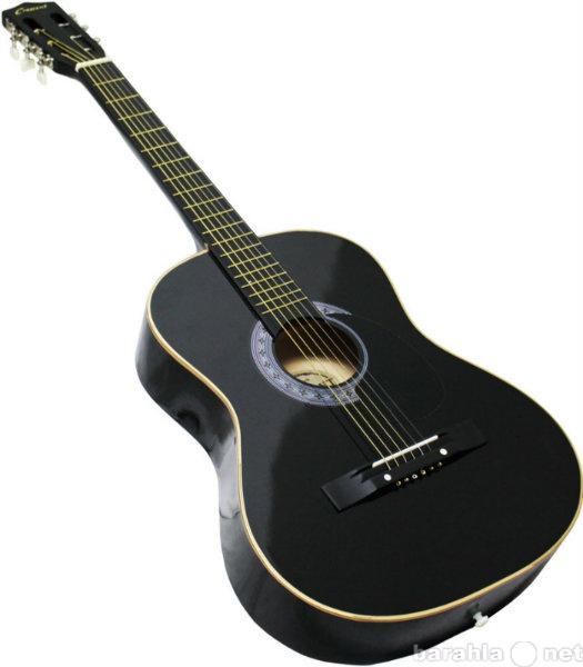 Продам Красивая акустическая гитара