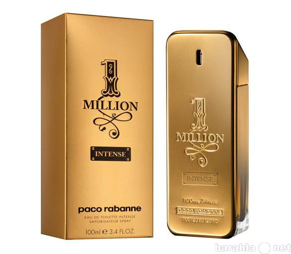 Продам Paco Rabanne 1 Million Intense 100 ml