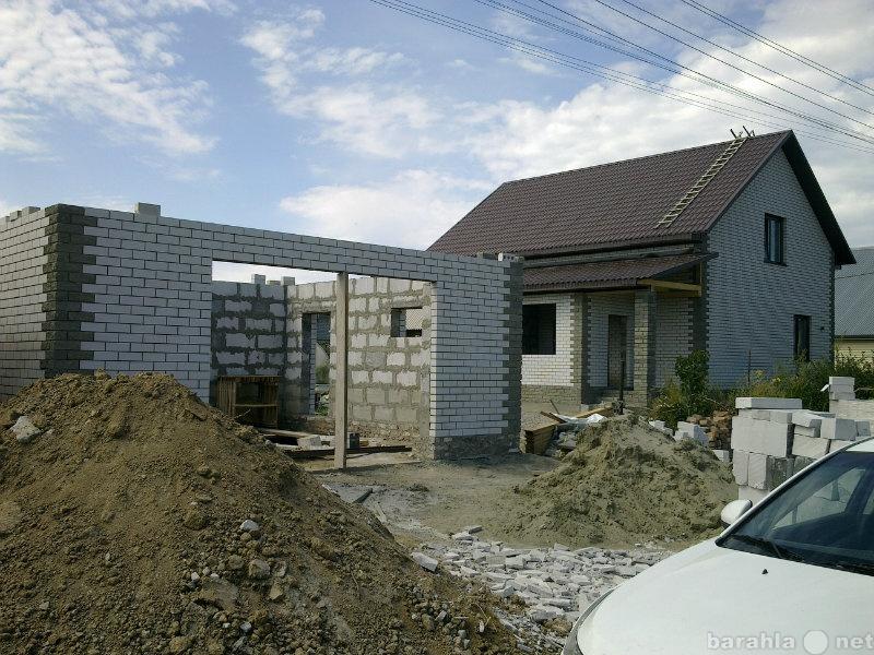 Продам: Строительство домов, котеджей