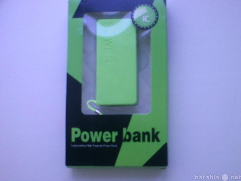 Продам внешний аккумулятор Power Bank 3200мА