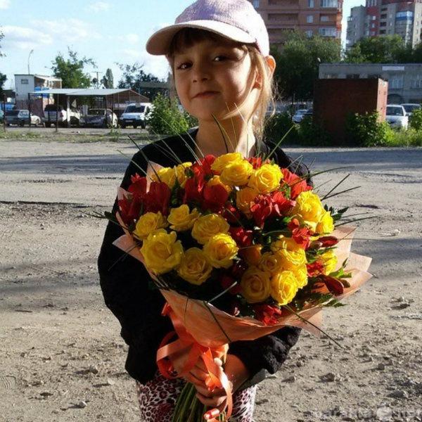 Продам Цветы к 1 сентября