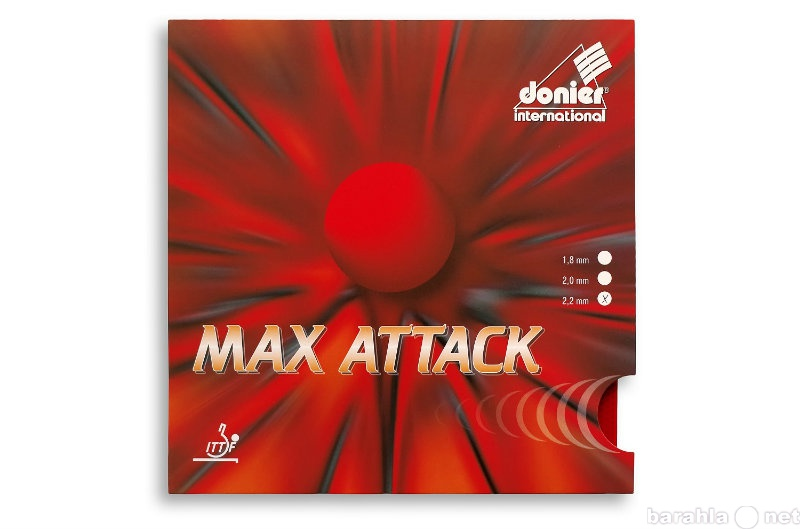 Продам Накладка для тенниса Donier Max Attack