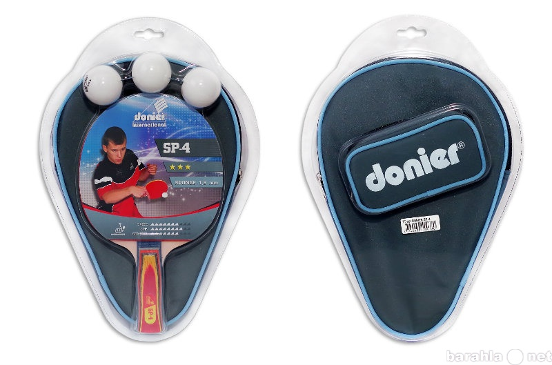 Продам Набор для настольного тенниса Donier SP4