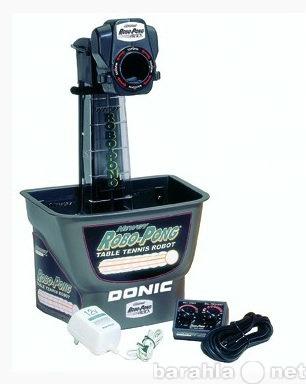 Продам тренажер для тенниса Donic Robopong 540