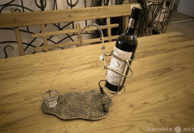"Продам подставка под бутылку""Рыбак"""