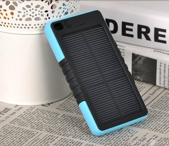 Продам Внешний аккумулятор на солнечной батарее