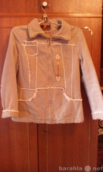 Продам Куртка  р44(осень)