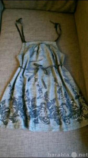 Продам Платье сарафан осень-зима