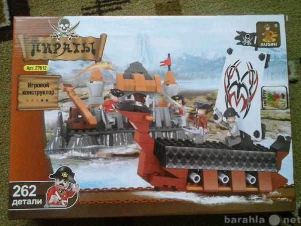 """Продам: Конструктор """"Пираты"""""""