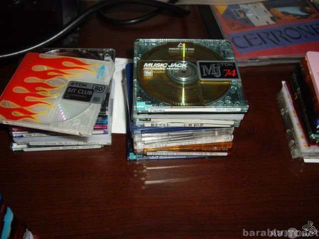 Продам: MD-диски
