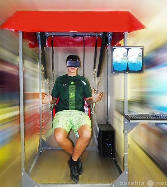 Продам Аттракцион Виртуальная Реальность oculus