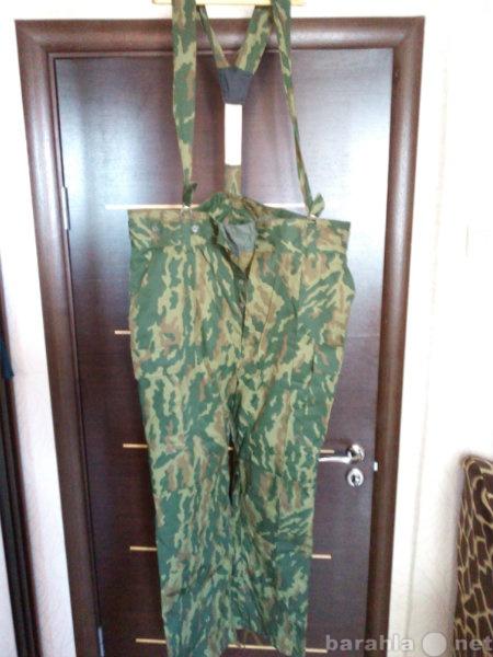 Продам ватные брюки армейские