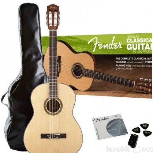 Продам Fender Акустическая гитара
