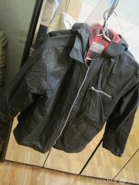 Продам Куртка для мальчика с капюшоном - обмен