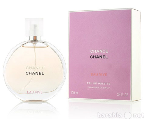 Продам Chanel Chance Eau Vive 100ml