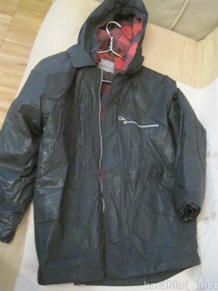 Продам Куртка для мальчика с капюшоном