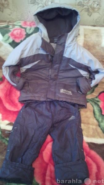 Продам Детская куртка со штанами осень-весна