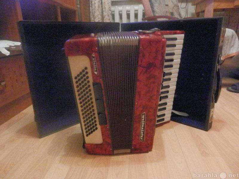 Продам Немецкий аккордеон Вельтмейстер