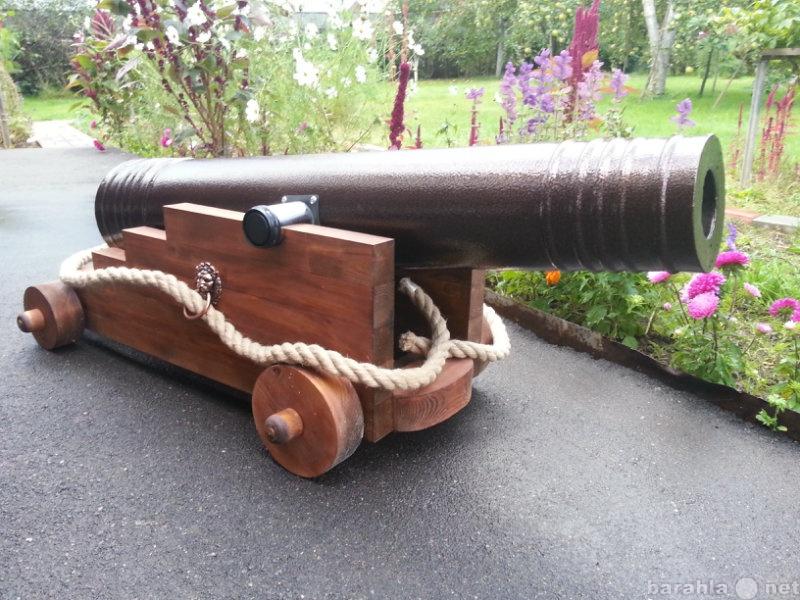Продам: пушка корабельная