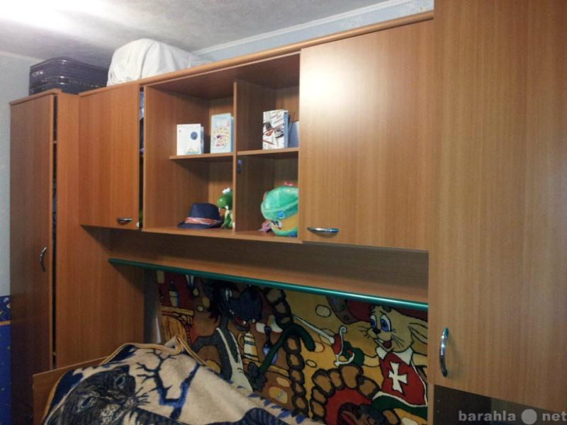 Продам Стенка-кровать (пр-во Шатура)