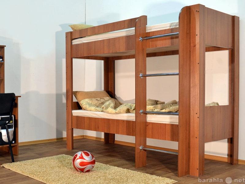 Продам Кровать двухъярусная Кр-2х2 орех