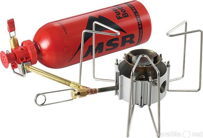 Продам Мультитопливная горелка MSR DragonFly