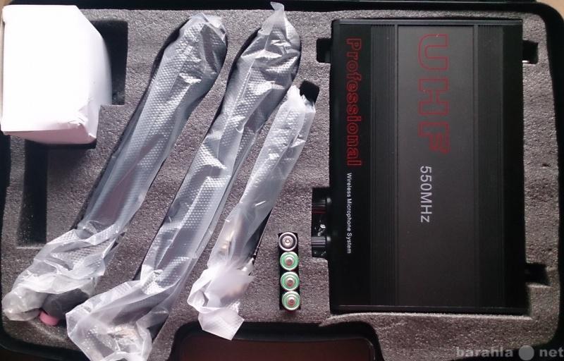 Продам радиомикрофон SOLISTA