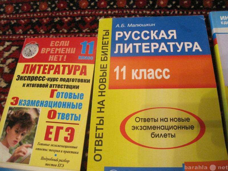 Продам Русская литература 11 кл Экспресс курс