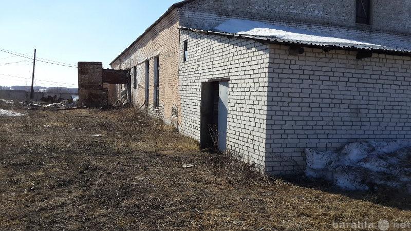 Продам Здание в Нижегородской области