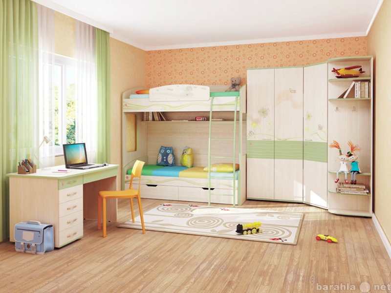 Продам Детская комната - Акварель