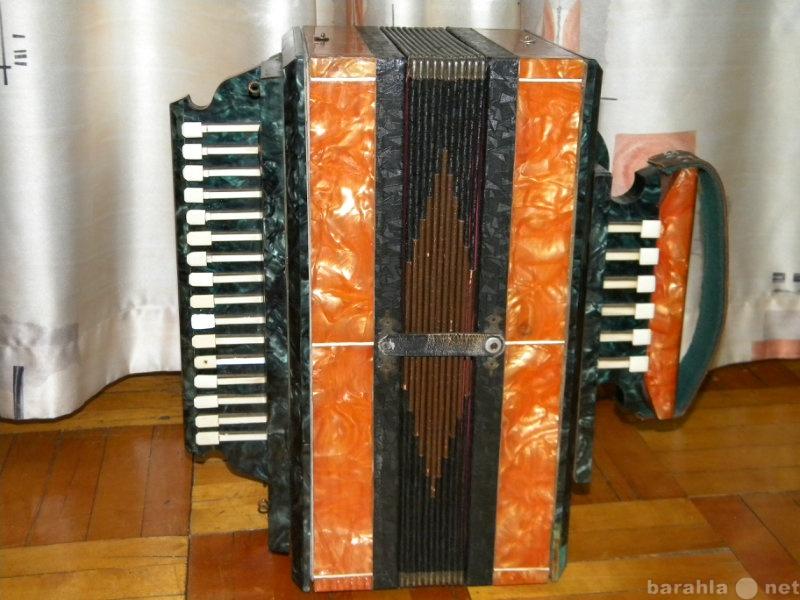 Продам Гармонь рояльная елецкая латунные голоса