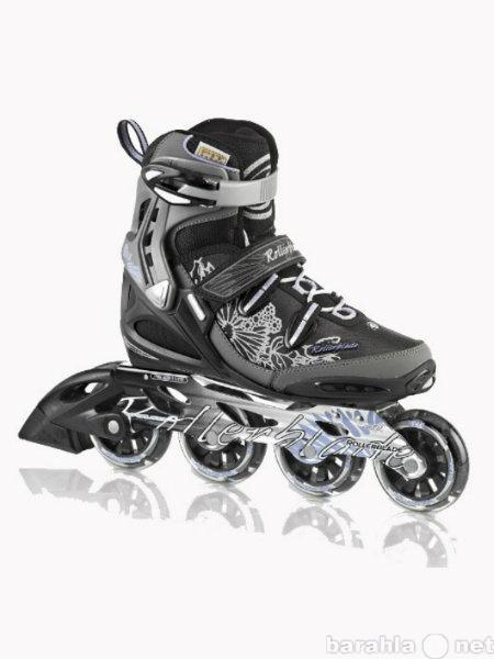 Продам Роликовые коньки Rollerblade SPARK 80 W