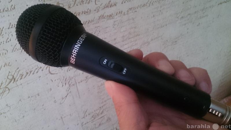 Продам микрофон BEHRINGER новый