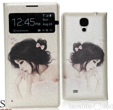 Продам Чехлы для Samsung Galaxy S4/S5 с девушка