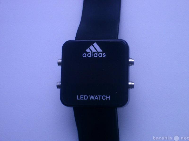 Продам Часы Adidas Led