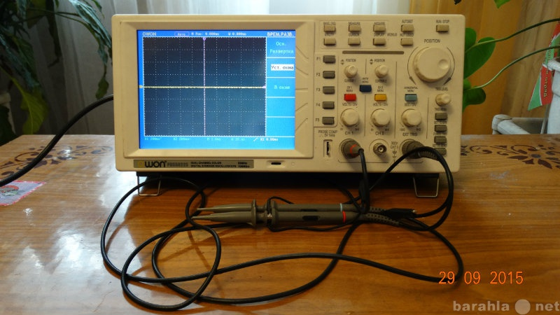 Продам Осциллограф цифровой OWON PDS5022S