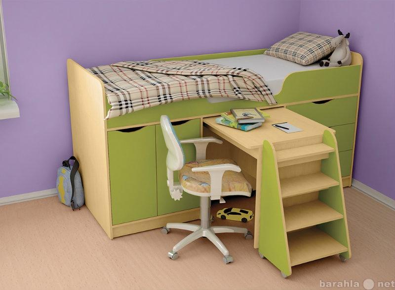 Продам Детская кровать Караван 7 ЛДСП.