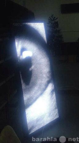 Продам белый светодиодный экран с видео